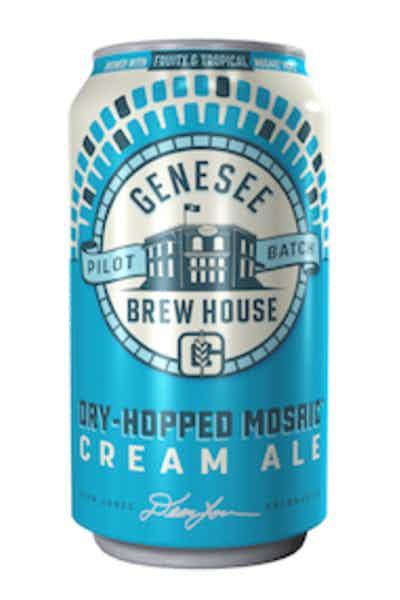 Genesee Brew House Pilot Batch Dry-Hopped Mosaic Cream Ale