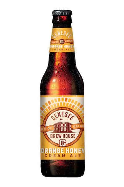 Genesee Brew House Pilot Batch Orange Honey Cream Ale