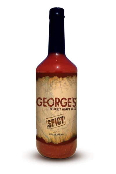 George's Spicy Bloody Mix