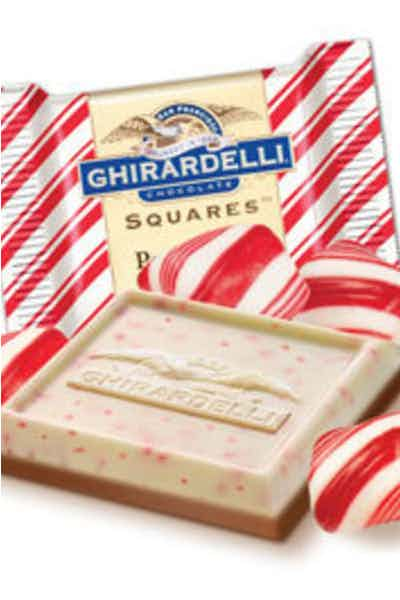 Ghirardelli Peppermint Bark Square