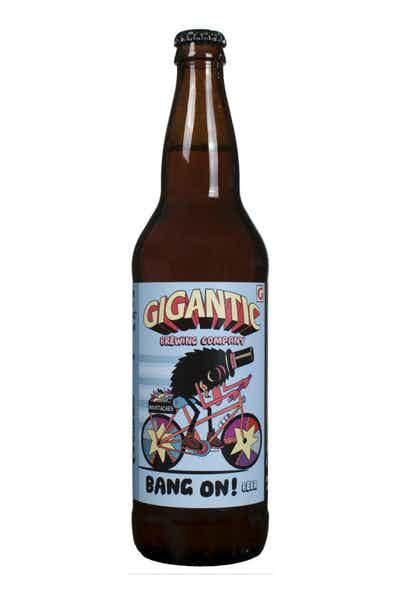 Gigantic Bang On! Beer