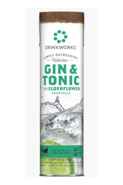 Drinkworks Simply Refreshing Collection Gin & Tonic