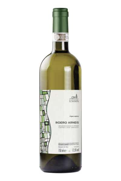 Giovanni Almondo Roero Arneis Vigne Sparse