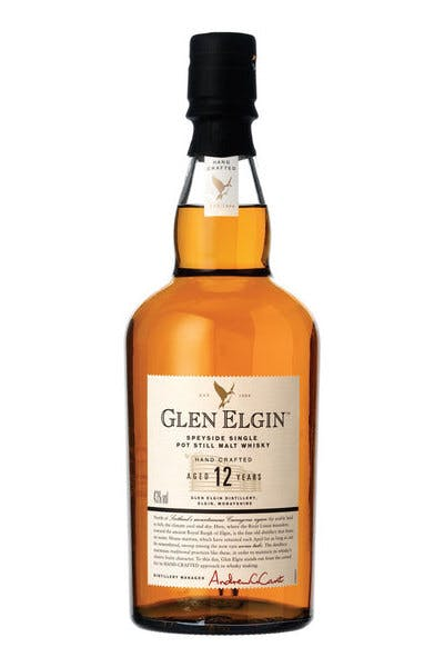 Glen Elgin 12 Year