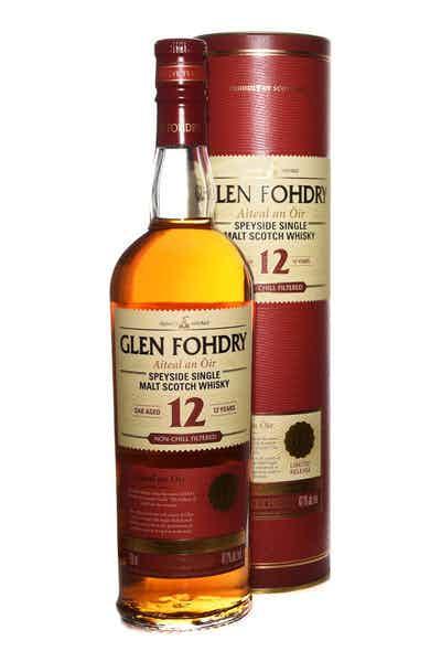 Glen Fohdry 12yr Single Malt