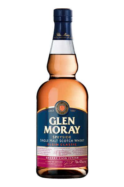 Glen Moray Classic Sherry Finish