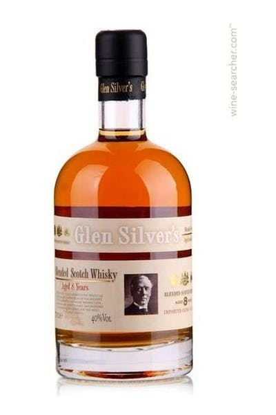 Glen Silver's Scotch Whisky 8 Year