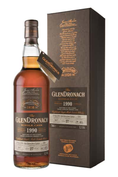 The GlenDronach Single Cask #2257 Aged 27 Years