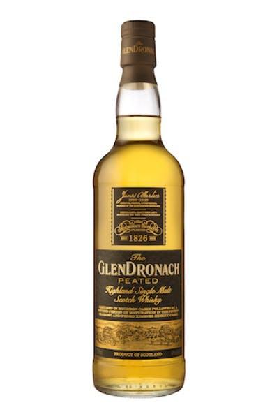 The GlenDronach Single Malt Scotch Whisky Peated