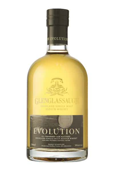 Glenglassaugh Single Malt Scotch Whisky Evolution