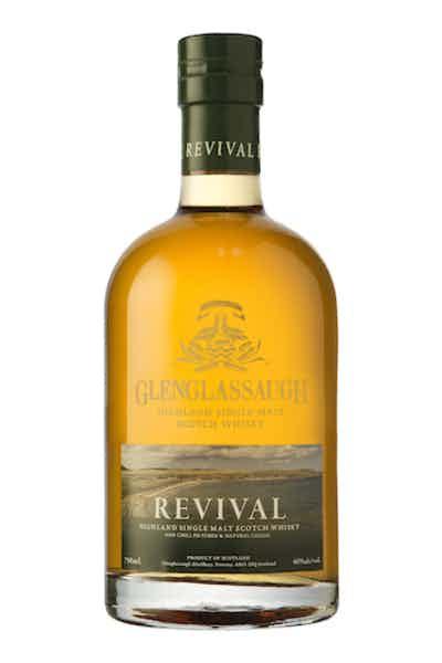Glenglassaugh Single Malt Scotch Whisky Revival