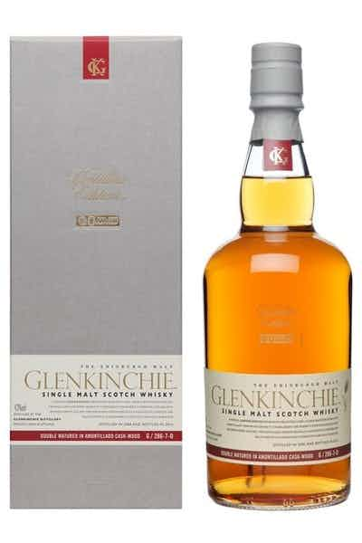 Glenkinchie Distiller's Edition