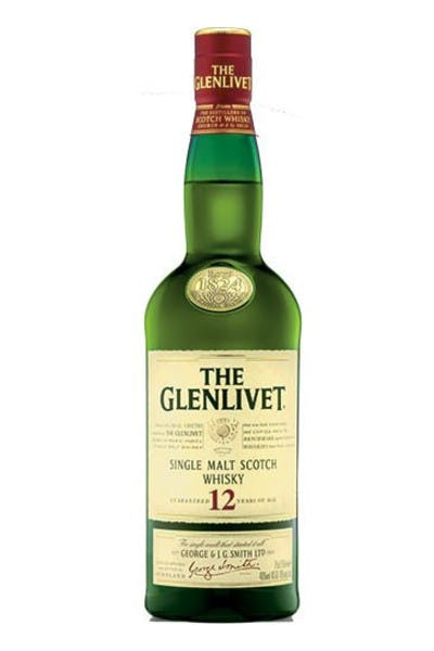 Glenlivet (10 Cnts Of 12 Btls)
