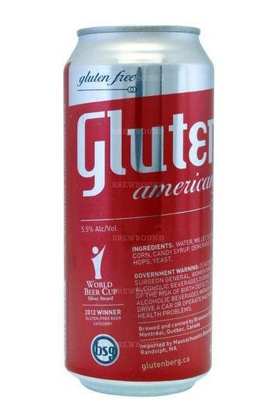 Glutenberg Pale Ale