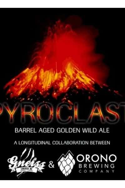 Gneiss Pyroclast Barrel Aged Golden Wild Ale