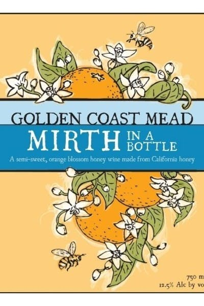 Golden Coast Mirth Mead