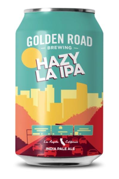 Golden Road Brewing Hazy LA IPA