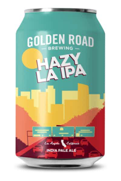 Golden Road Brewing Hazy LA IPA