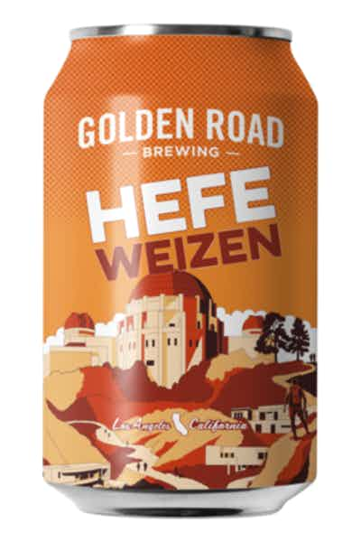 Golden Road Brewing Hefeweizen