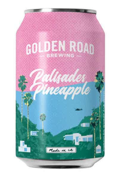 Golden Road Brewing Palisades Pineapple