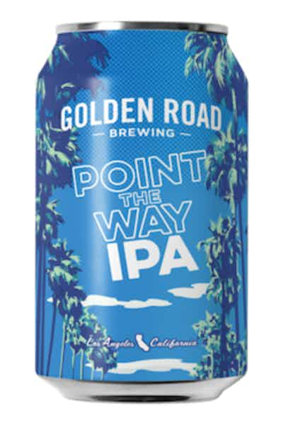 Golden Road Brewing Point the Way IPA