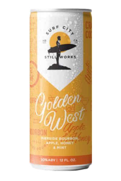 Surf City Still Works Goldenwest Martini