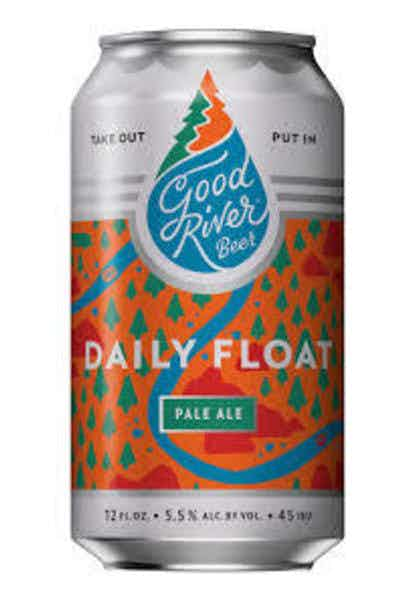 Good River Daily Float Pale Ale