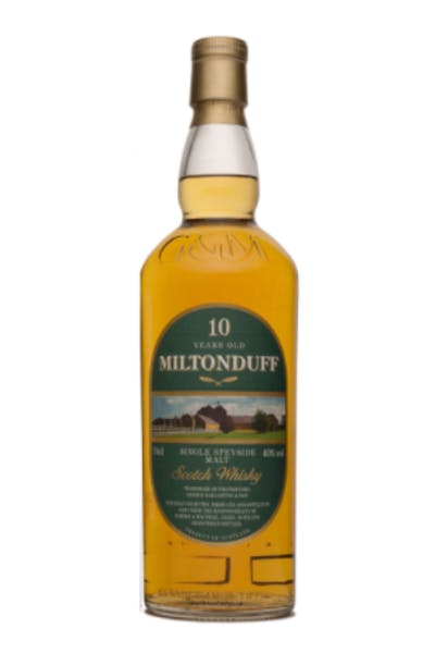 Gordon & MacPhail Miltonduff Scotch 10 Year