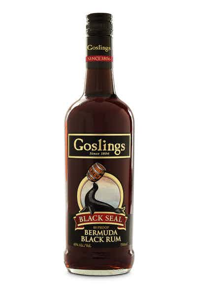Goslings Black Seal Rum