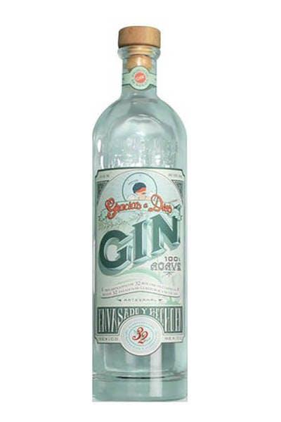 Gracias A Dios Gin Mezcal