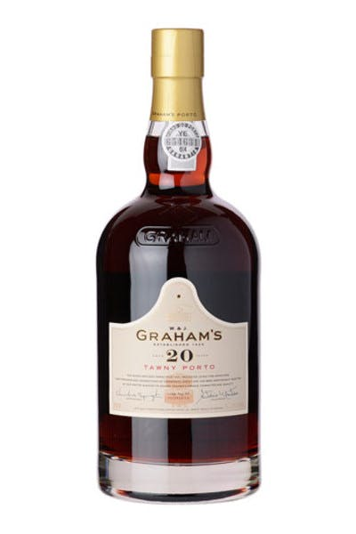 Graham 20 Year Tawny Port
