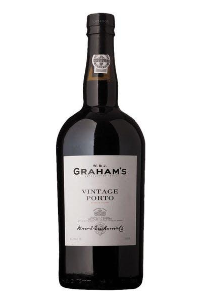 Graham's Vintage Port 1955