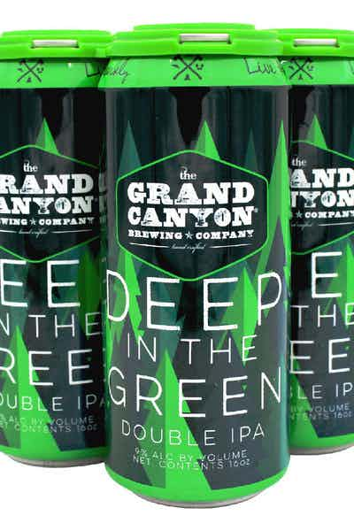 Grand Canyon Deep In The Green Double IPA
