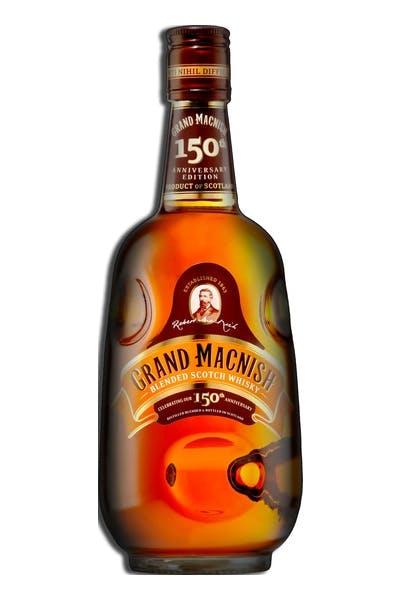 Grand Macnish 150 Anniversary