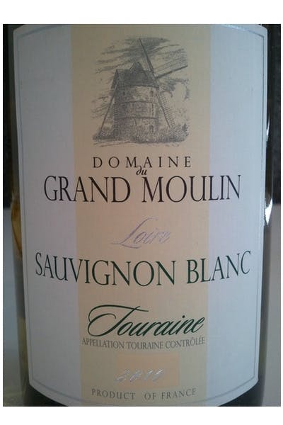 Grand Moulin Sauvignon Blanc