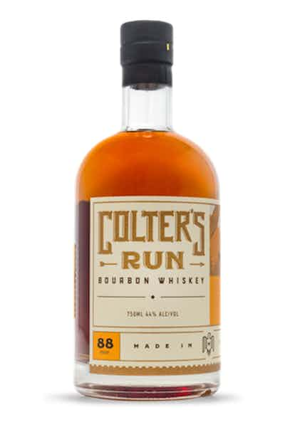 Grand Teton Colter's Run Bourbon Whiskey