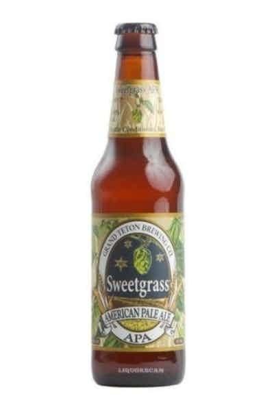 Grand Teton Sweetgrass American Pale Ale