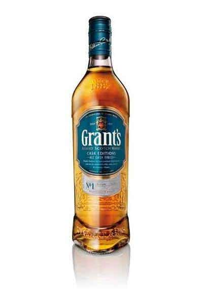 Grant's Ale Cask Finish Scotch
