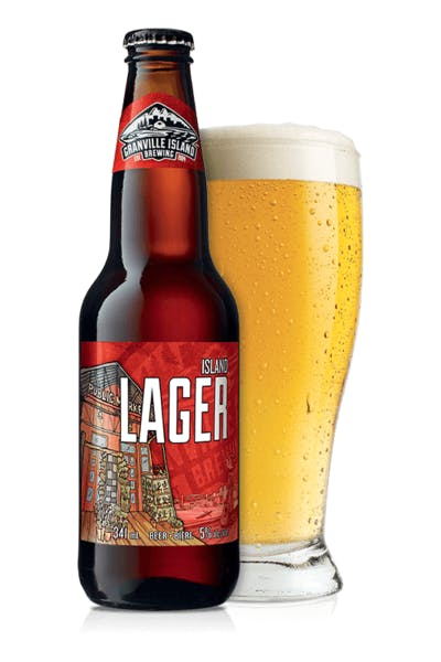 Granville Island Brewing Island Lager