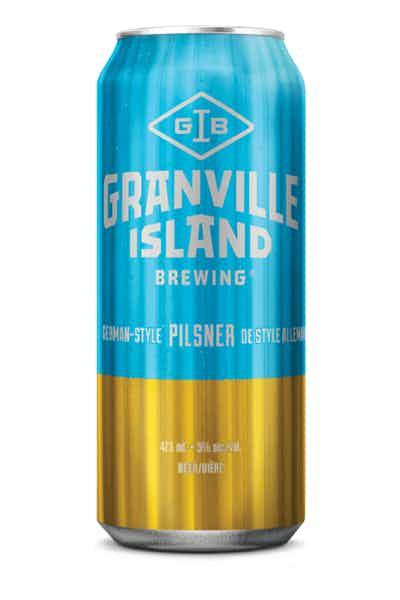 Granville Island German Style Pilsner