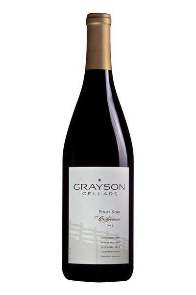 Grayson Cellars Pinot Noir