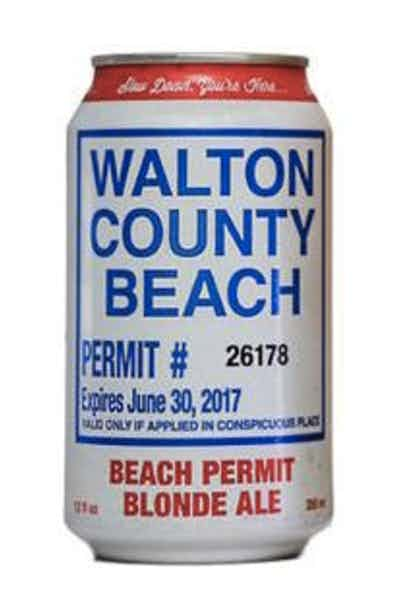 Grayton Beach Permit Blonde Ale