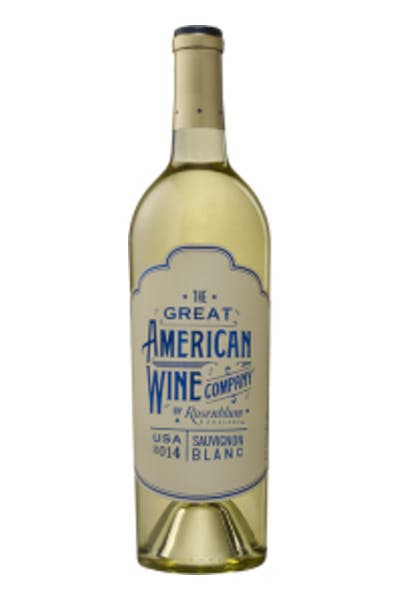 Great American Wine Co Sauvignon Blanc 2014