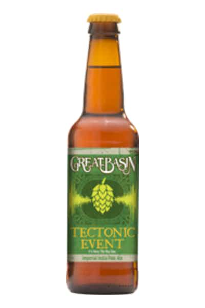 Great Basin Tectonic Event Imperial IPA