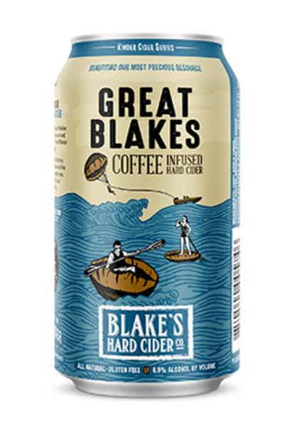 Great Blakes Coffee Infused Hard Cider