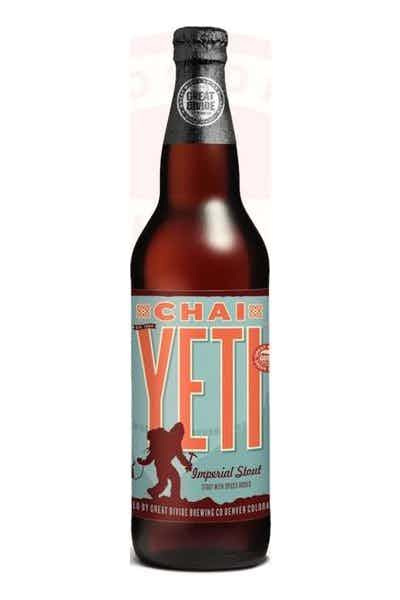Great Divide Chai Yeti Imperial Stout