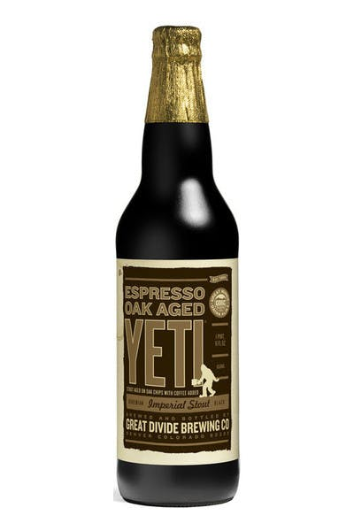 Great Divide Espresso Oak Yeti