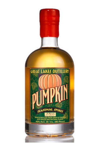 Great Lakes Distillery Pumpkin Spirit