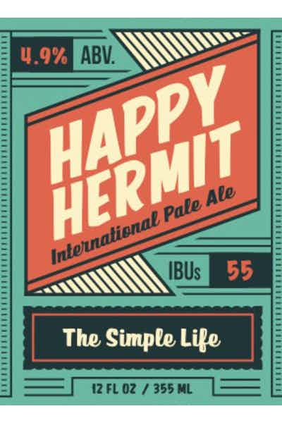Green Bench Happy Hermit Pale Ale