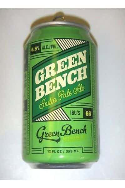 Green Bench Skyway IPA
